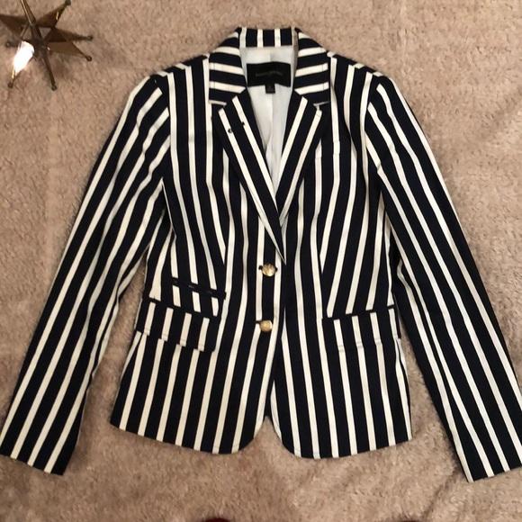 Beautiful stripped blazer